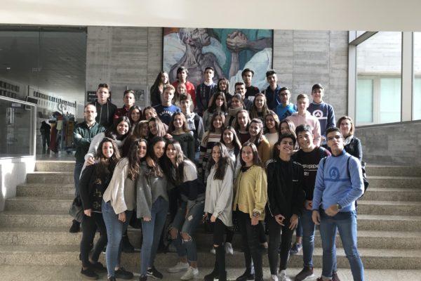 """Colegio """"Claret"""" de Don Benito (Badajoz)."""