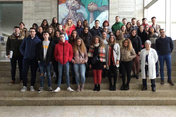 Visita del Centro Global de Formación Profesional de Don Benito