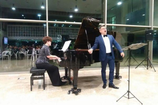 Concierto organizado por Asociación Musical «Diego de Silva Montero».