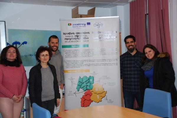Jornada en Badajoz sobre el Programa «Promoción de Envejecimiento Activo»
