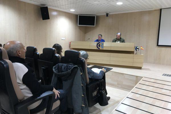 Asamblea General Extraordinaria (31 de octubre de 2018)